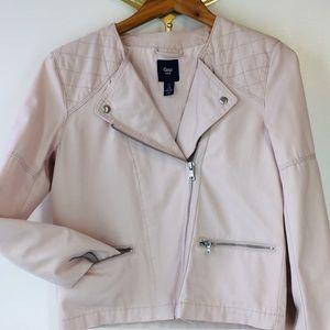 Gap Women's Blazer Light Pink  Long Sleeves  US4